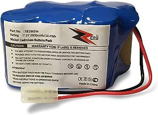 ZZcell Battery for Shark Euro Pro Vacuum Cordless Sweeper Model XB1945W, XB1946W, XB1946, V1945Z, V1945