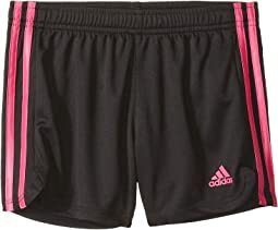 3 Stripe Mesh Shorts (Big Kids)