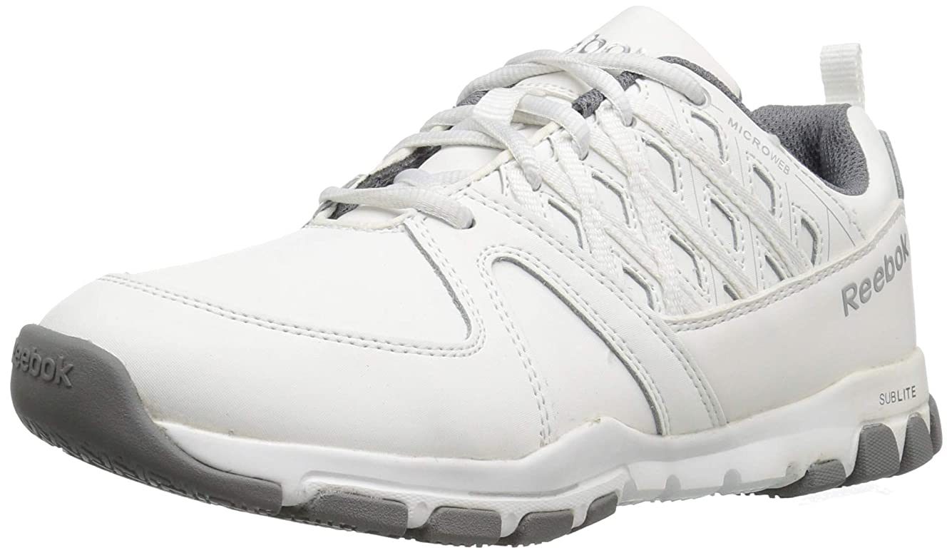 広範囲にアテンダントトラック[Warson] Reebok Women's Sublite Work Rb424_1 Industrial and Construction Shoe
