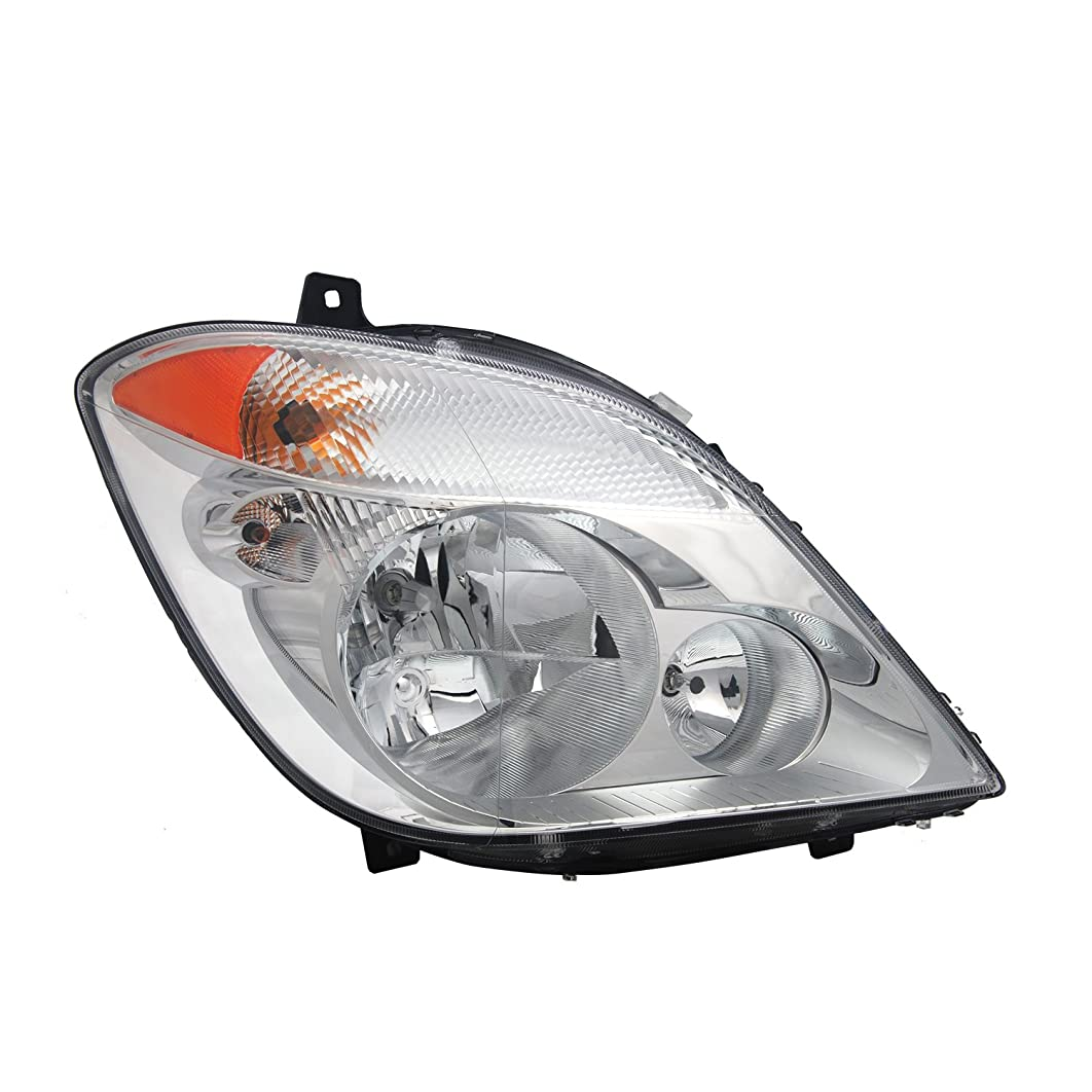 TYC 20-0969-00-1 Right Replacement Head Lamp