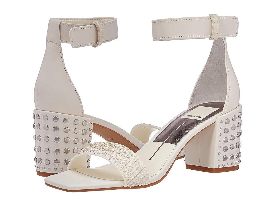 Dolce Vita Dorah (Off-White Sliced Leather) Women