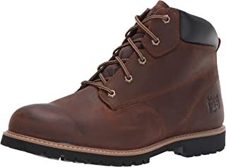 """Timberland PRO Men's Gritstone 6"""" Soft Toe Industrial Boot, brown"""
