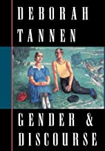 deborah tannen gender and discourse