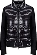 Moncler Luxury Fashion Womens 8462100V8080999 Black Jacket | Fall Winter 19