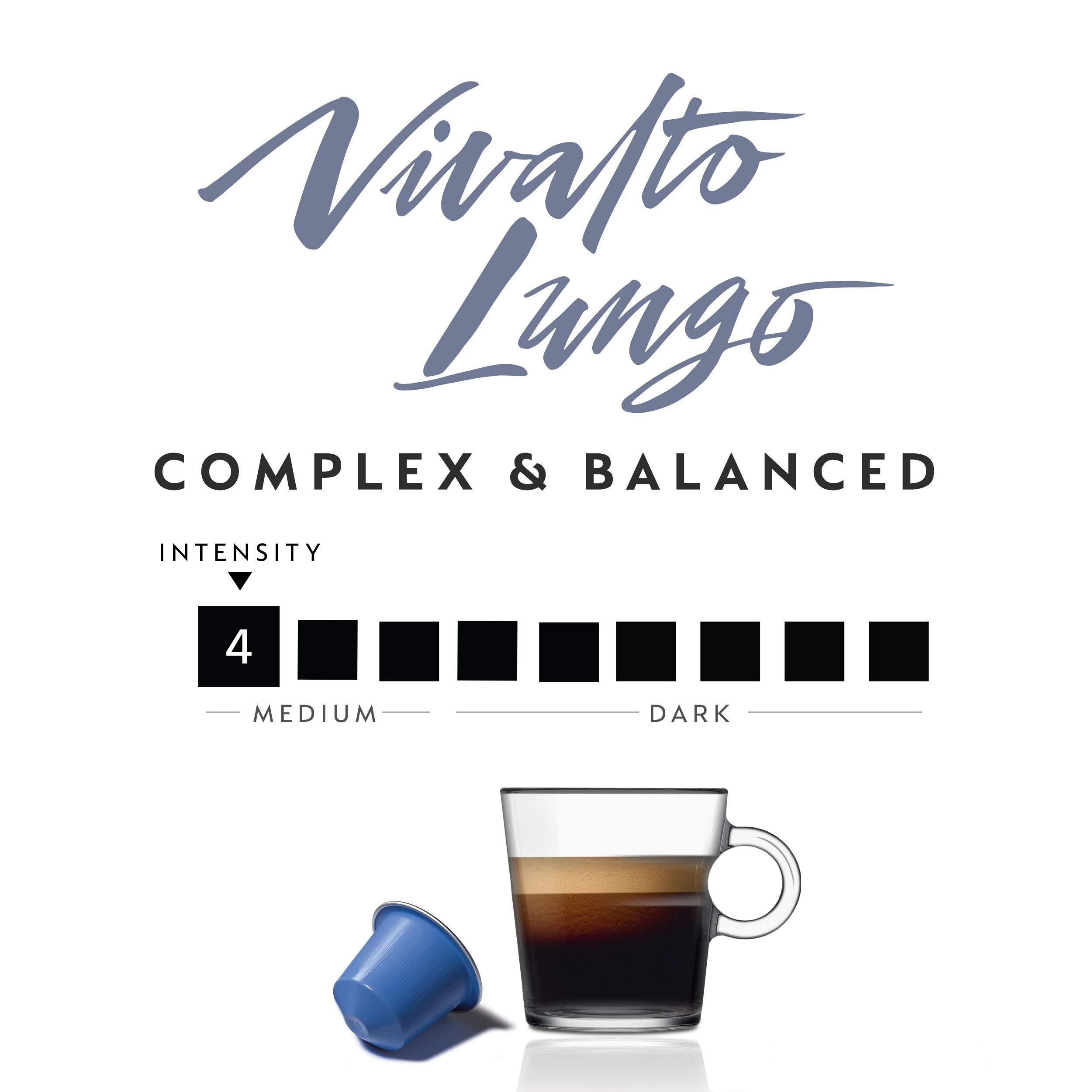 Vivalto Lungo Best Nespresso Capsules