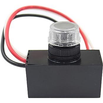 Keilton 120v Ac Dusk To Dawn Photocell Light Sensor Outdoor Hard