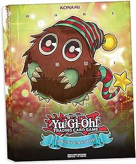 Yu-Gi-Oh! Trading Cards 083717845423 Yu-Gi-Oh! Cards: Advent Calendar 2019 | 17 Super Rares | 17 Ultra Rares, Multicolor