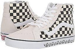 (Vans BMX) White/Black