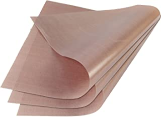 Gold Seal Specialty Papers PTFE Sheets 16x20 Heat Press Transfer Sheets 3MIL Pack of 3 Sheets