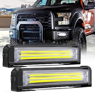 LED Strobe Light Bar, Mesllin 40w/Set 6