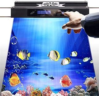 Luz LED de acuario de 168 vatios Luz regulable de arrecife de coral con color de