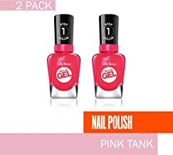 Sally Hansen Miracle Gel Pink Tank Duo Pack