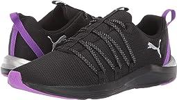 Puma Black/Purple Glimmer