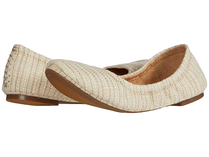Lucky Brand  Emmie (Light Stone) Womens Flat Shoes