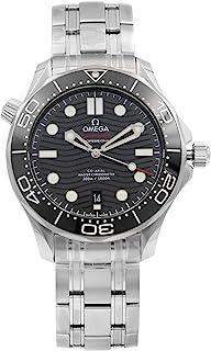 Omega - Seamaster Diver 300 Antimagnético Dial Negro Reloj para Hombre 210.30.42.20.01.001