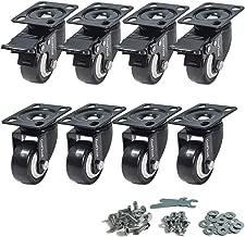 Best 2 steel caster wheels Reviews