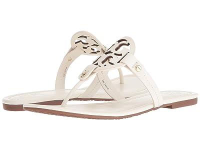 Tory Burch Miller Flip Flop Sandal (Bleach) Women