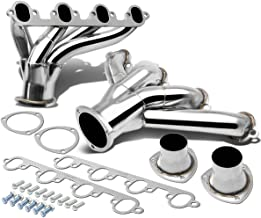 For Ford Big Block Hugger BBC V8 Engine 4-1 Stainless Steel Shorty Header Exhaust Manifold - 429 460