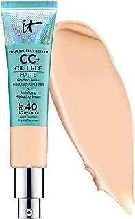 It Cosmetics CC Matte Cream Medium 1.08 fl oz