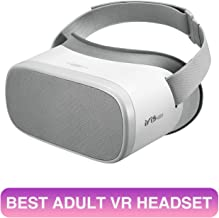 PVR Iris Standalone VR Headset All-in-One Virtual Reality Goggles for 2D 3D VR Videos - Pxrnhub YouTube Netflix Apps and MicroSD Card Supported