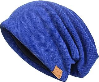 Men's Slouch Beanie Skull Cap Long Baggy Hip-Hop Winter Summer Hat