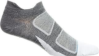 Elite Merino+ Ultra Light Cushion No Show Tab Socks