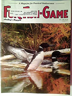 Fur Fish Game Magazine, July 1994: Bass Heawyweight Rigs, Black Powder Kit Rifle; Weasel; Mouring Doves; Turtle Trapping; Pigeons for Dog Training, etc.