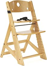 Keekaroo Height Right Kids Chair, Natural