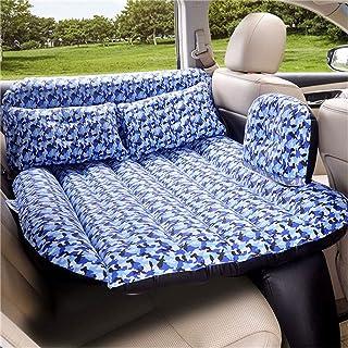LCQDC Auto Cama de colchón de Aire Inflable para Auto Asiento Trasero de automóviles SuvS y