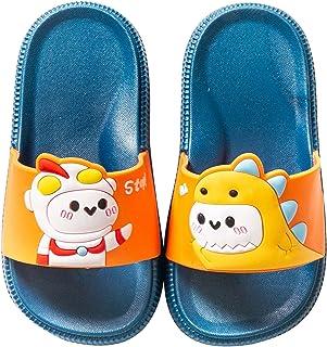MOMIYA Sabots Mixte Enfant Chaussures Mules Bébé Filles Pantoufles Bébé Garçon Tongs de Plage Chaussons Sandales à Enfiler...