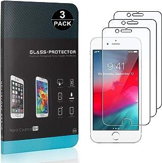 Bear Village® Vetro Temperato per iPhone SE 2020 /iPhone 8 /iPhone 7, Anti Graffio, 9H Durezza Pellicola Protettiva in Vet...