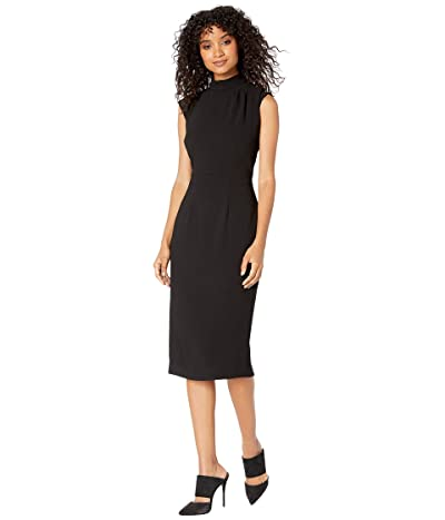 Trina Turk Muscatel Dress (Black) Women