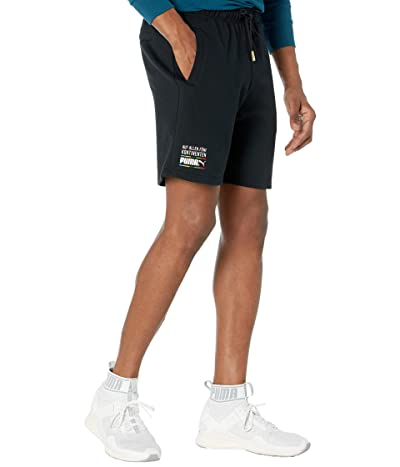 PUMA TFS Worldhood Shorts (PUMA Black) Men