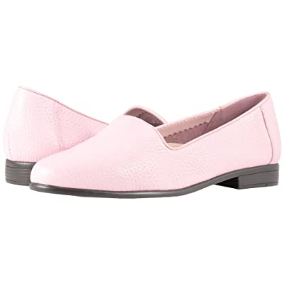 Trotters Liz Tumbled (Pink Very Soft Leather) Women