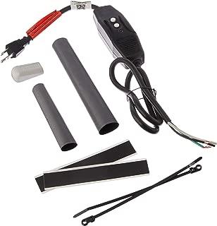 nVent Black Standard 893515-000 RAYCHEM EasyHeat 120V Plug-in Power Connection Kit