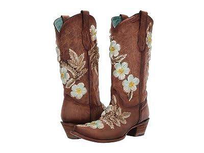 Corral Boots C3443 (Tobacco) Women