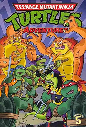 [Teenage Mutant Ninja Turtles Adventures: Volume 5] (By (artist) Ken Mitchroney , By (artist) Marlene Becker , By (artist) Garrett Ho , By (artist) Bill Wray , By (author) Dean Clarrain , By (author) Ryan Brown) [published: July, 2013]