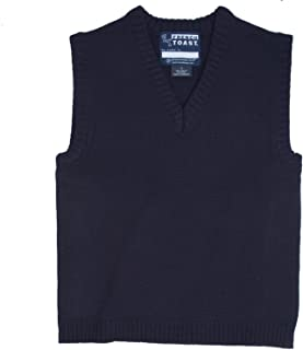 School Uniform Boys V-Neck Sweater Vest