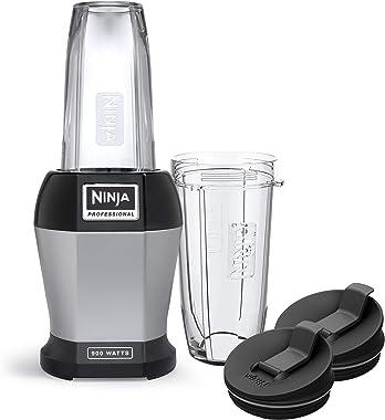 Nutri Ninja Nutrient Extractor, Black & Chrome, BL450ANZMN