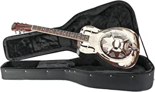 Royall Palmulator Nickel Plated Brass Single Cone Resonator with Etched Palm Trees