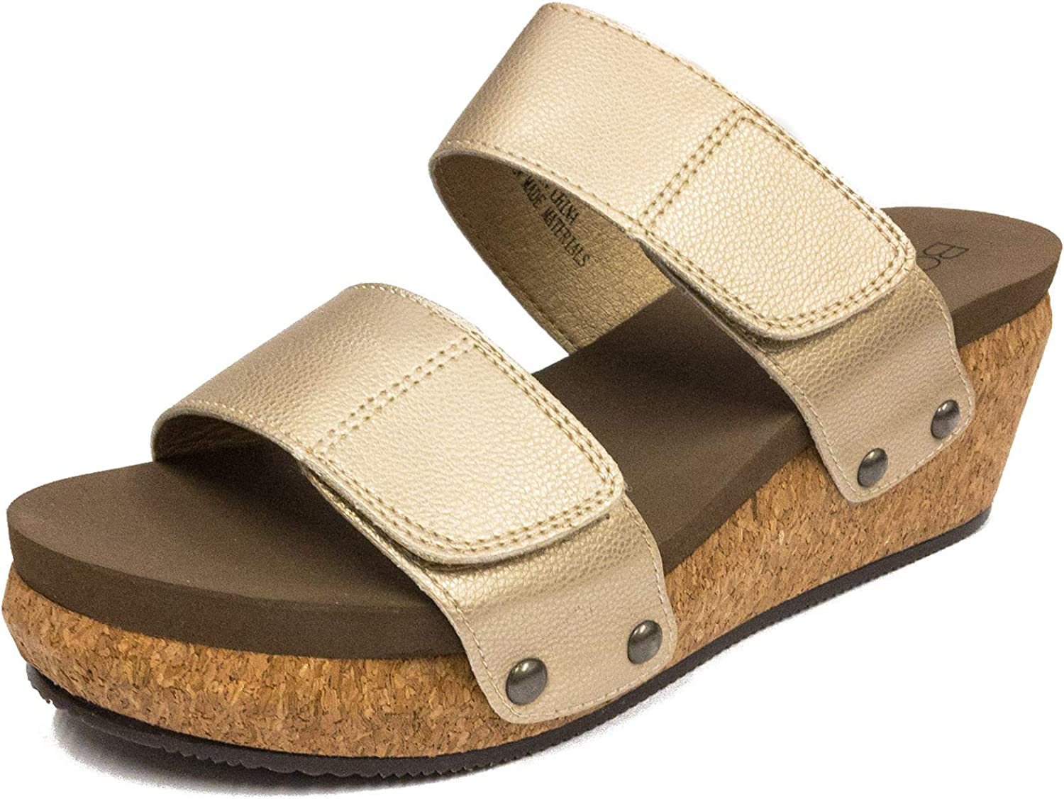 Corkys Women's Two-Way All stores are sold Sandals Limited time for free shipping Wedge