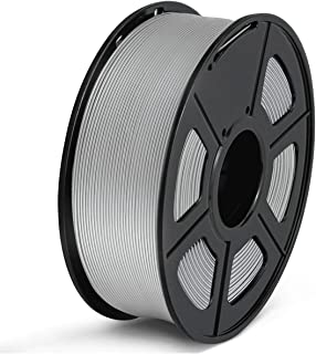 CC DIY ABS 1.75mm 3D Printer Filament 1kg Spool Dimensional Accuracy +/- 0.02 mm (Grey)
