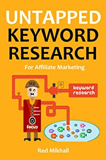Untapped Keyword Research For Affiliate Marketing (Late 2015 Edition): How to find profitable seo and affiliate marketing keywords the easy way - For make money online and home based business