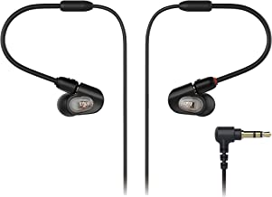 Audio-Technica ATH-E50 Professional In-Ear Studio Monitor Headphones