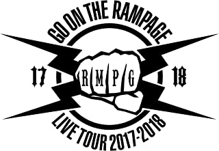 Lightning -THE RAMPAGE LIVE TOUR 2017-2018 GO ON THE RAMPAGE Live at NHK HALL, 2018.03.28-