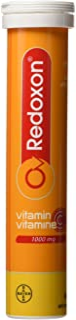 Redoxon Orange Vitamin C Effervescent Tablets 15 Orange Effervescent Tablets