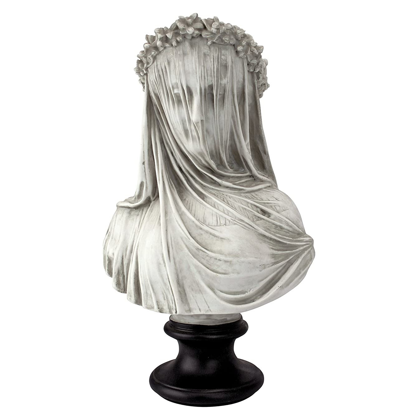 Design Toscano The Veiled Maiden Sculptural Bust