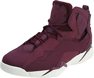 dc801097c04 Jordan Men's True Flight Basketball Shoe, Bordeaux/Bordeaux-Sail 12