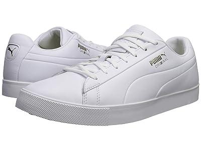 PUMA Golf OG (Puma White/Puma White) Men