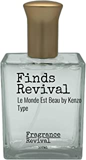 Finds Revival, Le Monde Est Beau by Kenzo Type